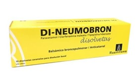 Picture of DI-NEUMOBRON DISOLVETAS 80+1+4mg [9 pas.]