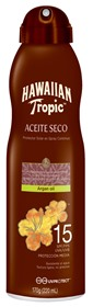 Picture of HAWAIIAN ACEITE PROTECTOR DE ARGAN SPRAY CONTINUO 15 fps [220 ml]