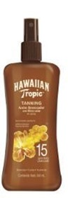 Picture of HAWAIIAN LOCION BRONCEADORA DARK TANNING LOTION CON FILTRO SOLAR 4 fps [240 ml]