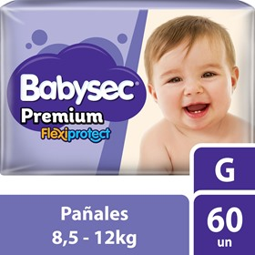Picture of BABYSEC PREMIUM JUMBO PACK G [60 uni.]