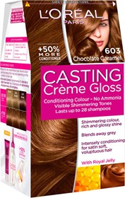Picture of CASTING CREME GLOSS CHOCOLATE PRALINE 603 [45 gr]