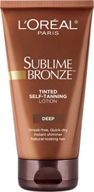 Picture of LOREAL SUBLIME BRONZE TINTED LOTION MEDIUM [150 ml]